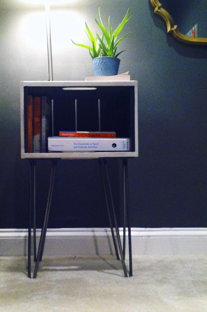 Popular Amanda's DIY Crate Nightstands | Annabode LF69