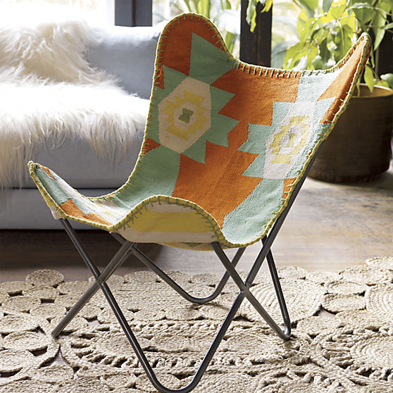 Design Decoded The Butterfly Chair
