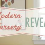 Mid Century Modern Scandinavian Nursery
