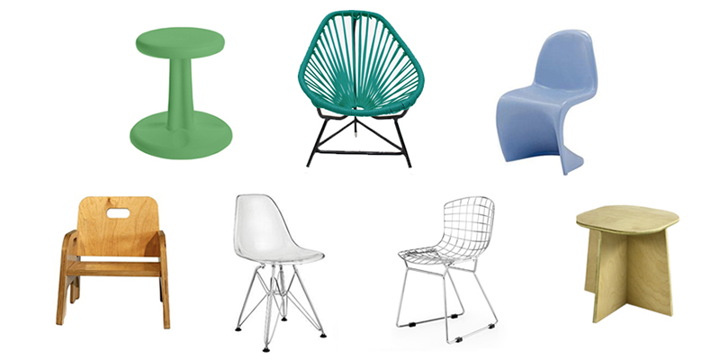 10 Modern Kids' Chairs Under $60