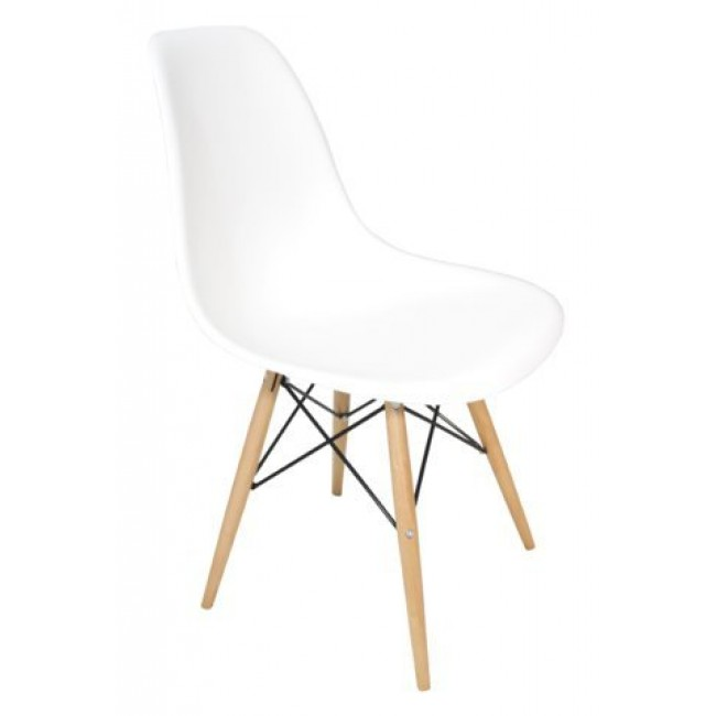Eames Chair Shell White 3 6 1