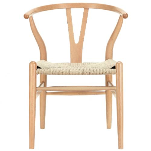 Design decoded hans wegner and the wishbone chair for Wishbone chair knock off