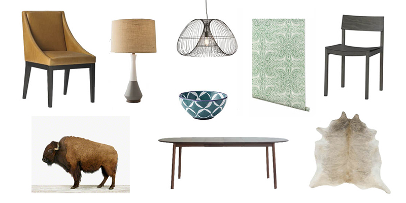 Dining Room Style: Southwestern Chic
