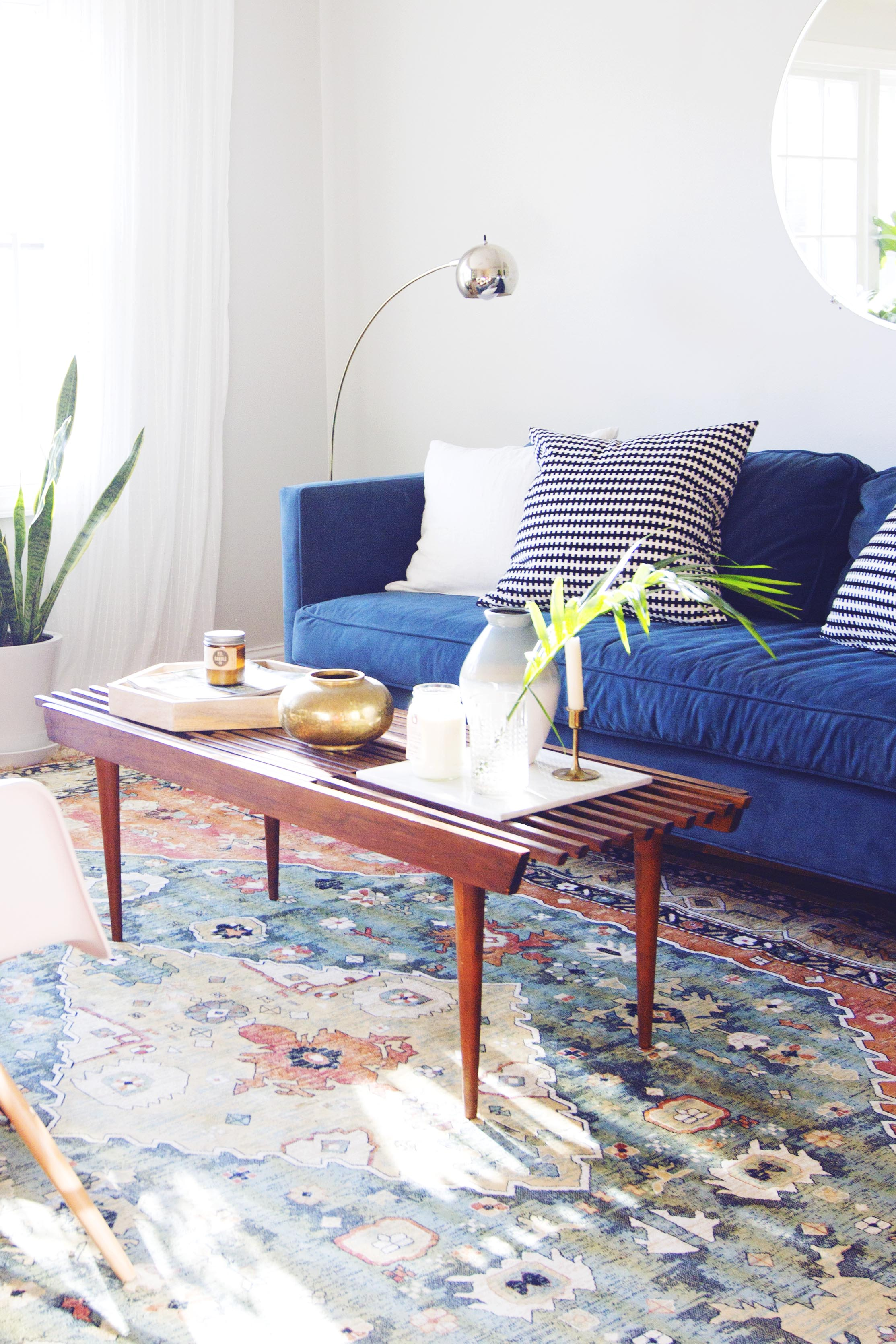 Design Updates in the Living Room | Annabode