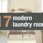 17 Modern Laundry Room Ideas