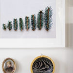 Modern Christmas Wall Art