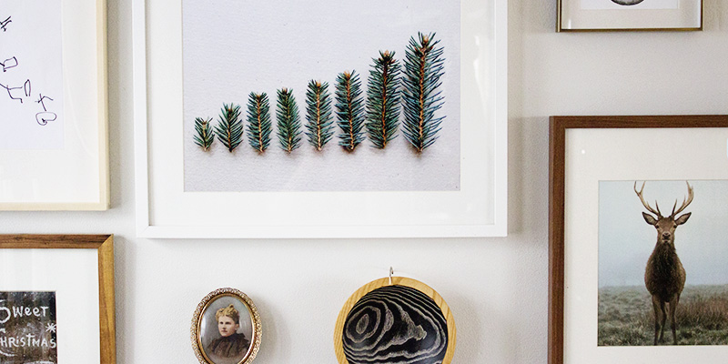 The Surprising Source for Affordable Holiday Wall Art