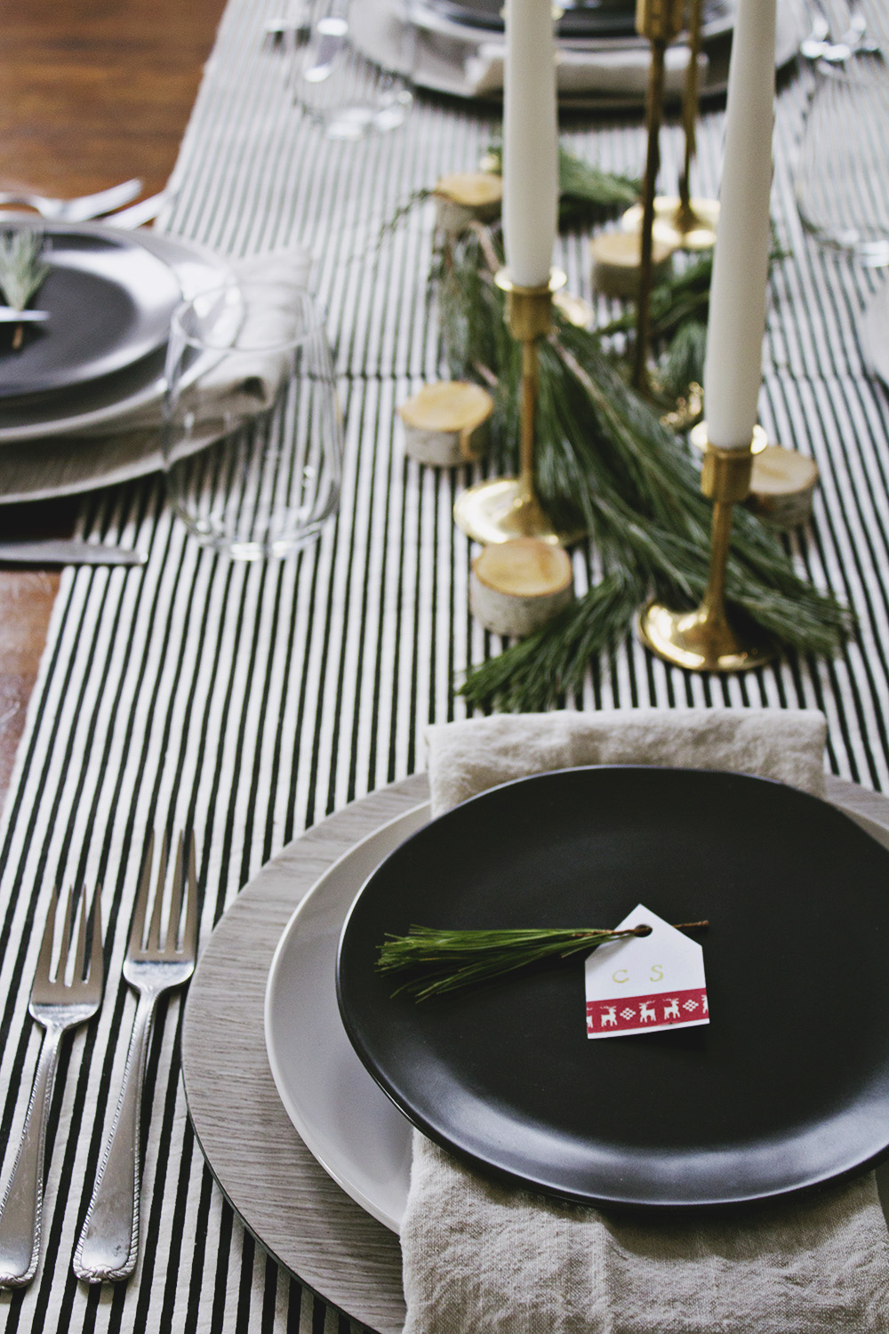 Scandinavian Modern Christmas Decor