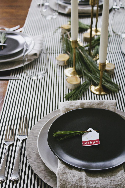 Scandinavian Modern Christmas Decor