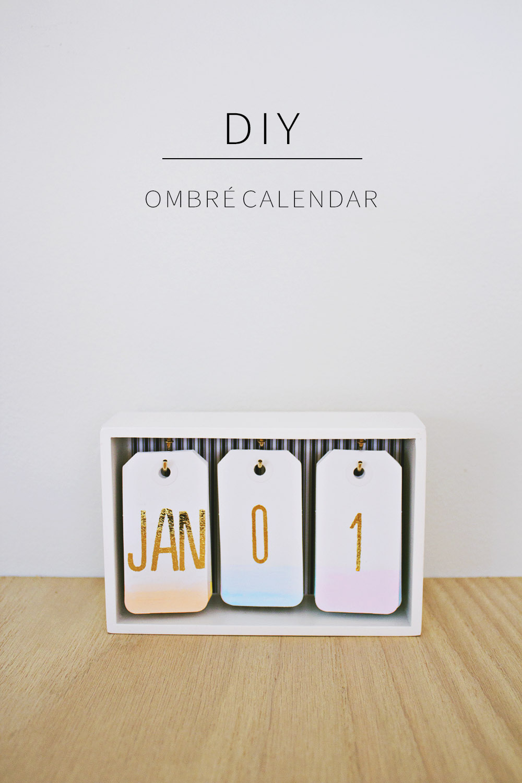 Diy desk calendar annabode solutioingenieria Images