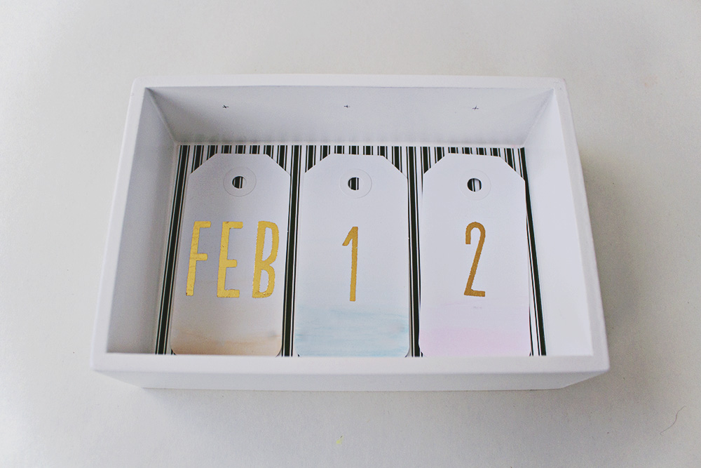 Diy Desktop Calendar : Diy desk calendar annabode