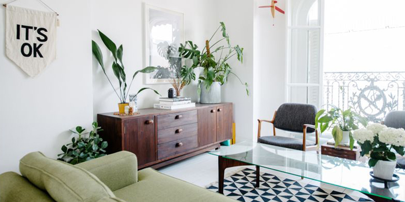 Mid Century Modern Living Room roundup: 5 amazing mid-century living room ideas