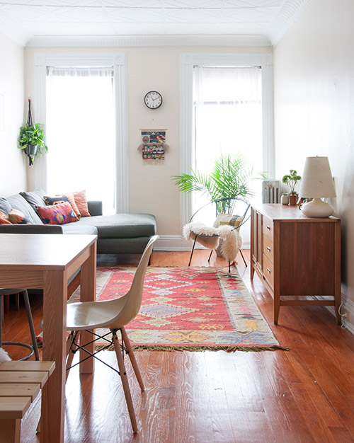 Roundup: 5 Amazing Mid-Century Living Room Ideas