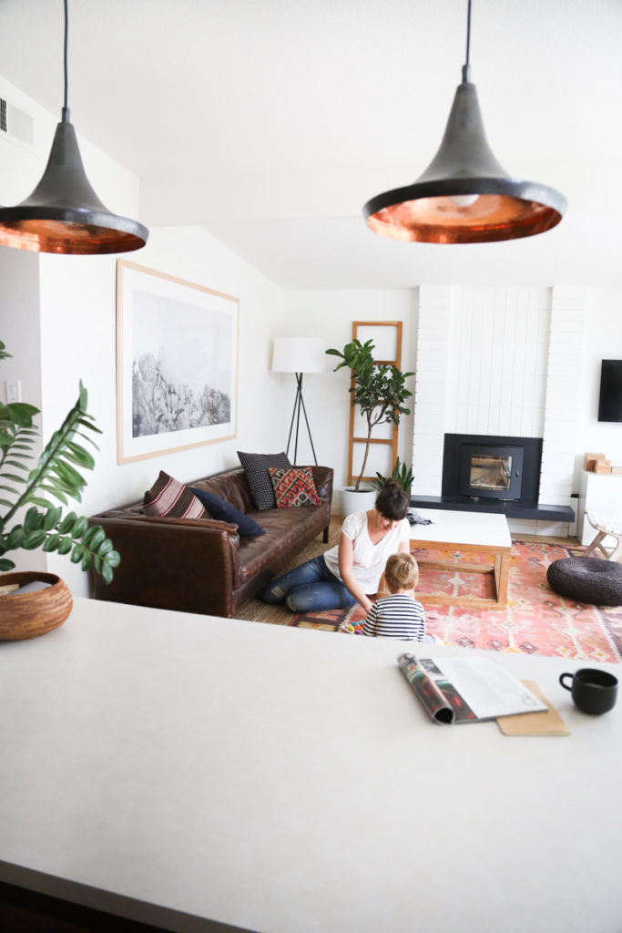 my top 5 favorite mid century living rooms
