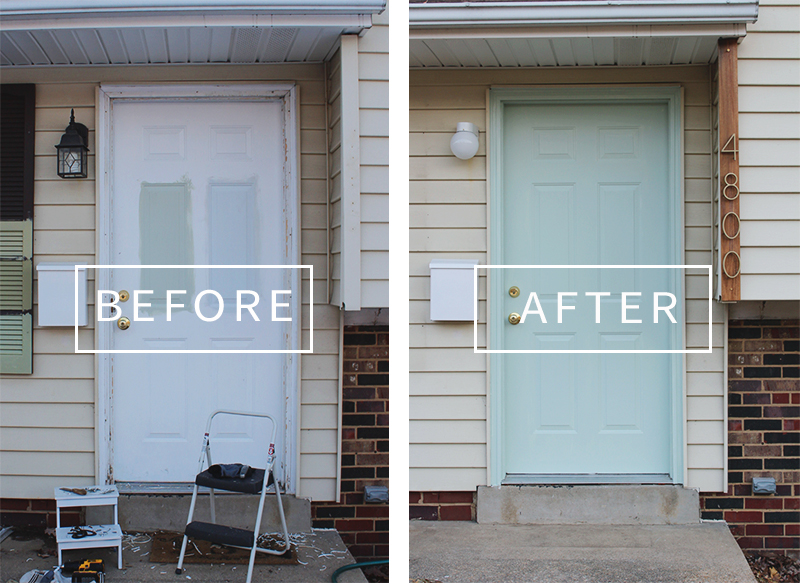 How To Install Exterior Trim | Annabode + Co.
