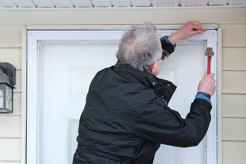 How To Install Exterior Trim