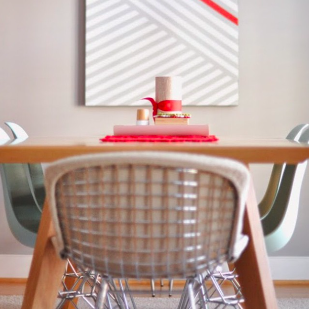#designdecoded Eames Plastic Shell Chair History