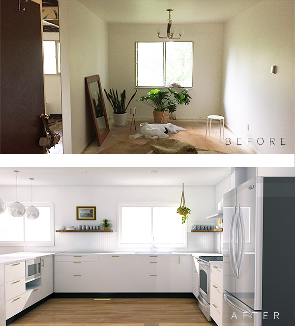 modern kitchen renovation inspiration