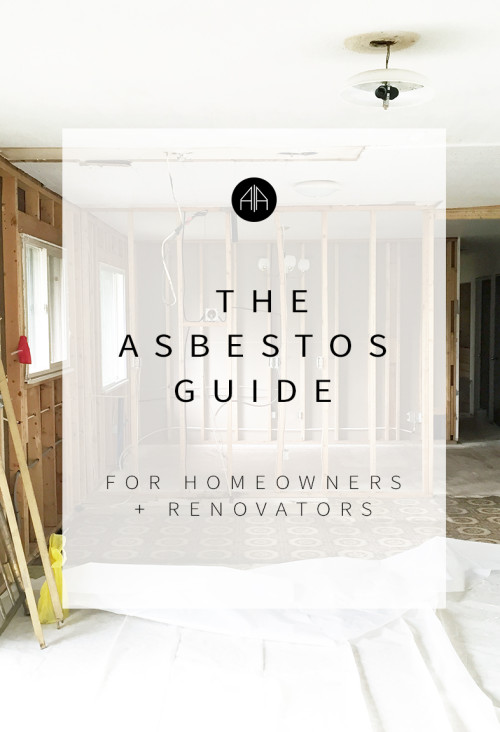 The Asbestos Guide: For Homeowners and Renovators