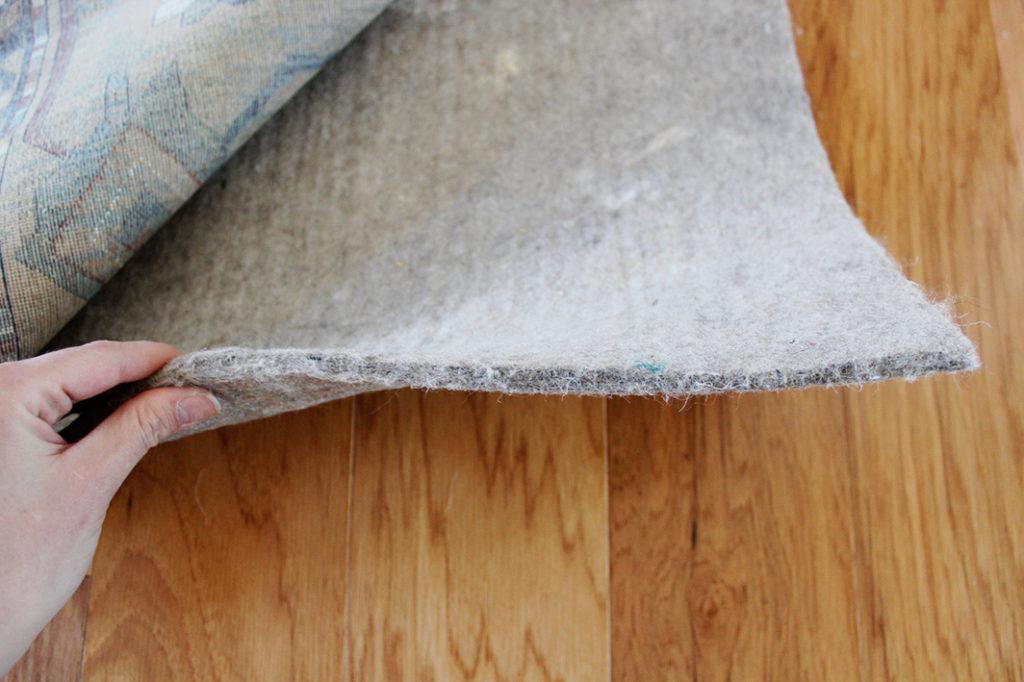 eco-friendly rug pads