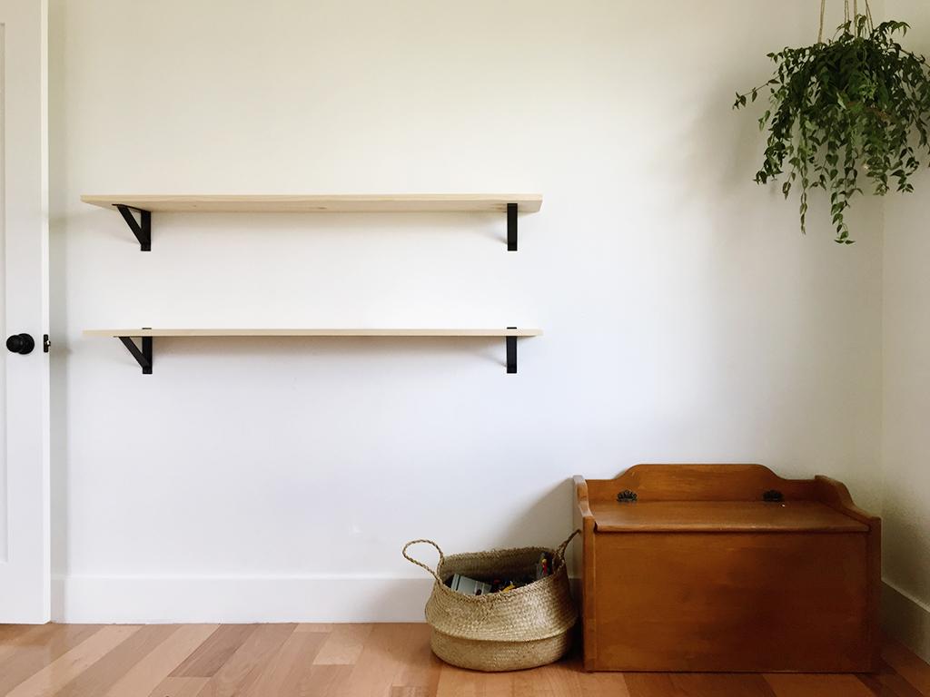 A Modern Little Boy's Room: ORC Week 2