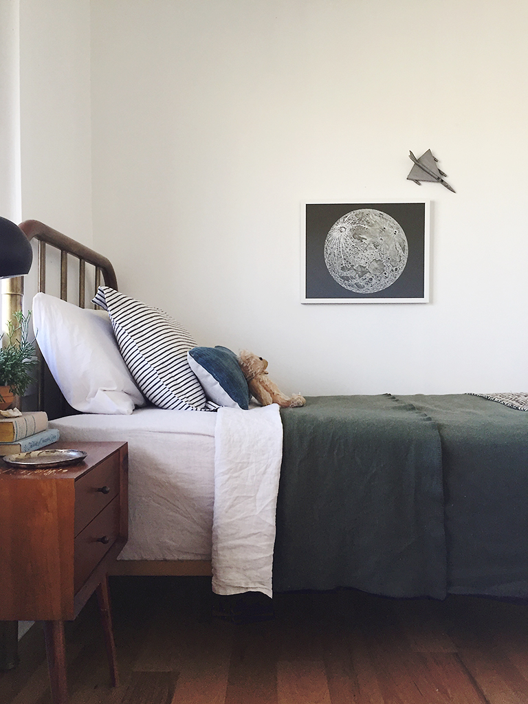 Modern Little Boy's Room on Annabode + Co.