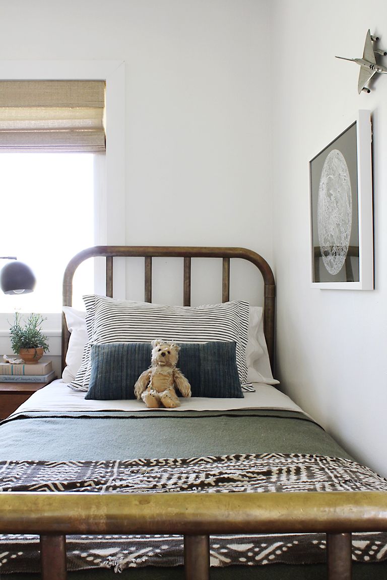 A Modern Little Boy's Room