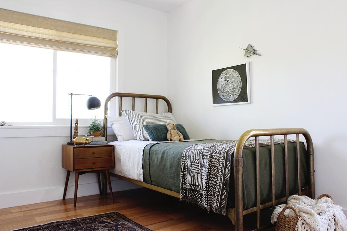 A Modern Little Boy 39 S Room The Big Reveal Annabode Co Room Boys Small  Dekuresan