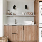 Diy Modern Laundry Room After
