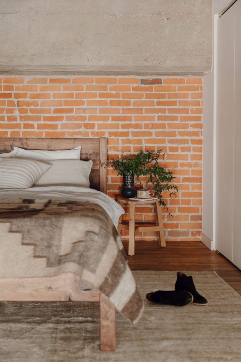 A Warm + Cozy Bedroom Reveal with Guest House