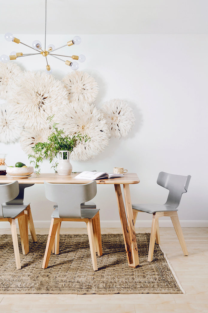 A Neutral Dining Room Reveal with Guest House