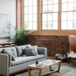 A Modern Industrial Living Room Reveal With Guest House
