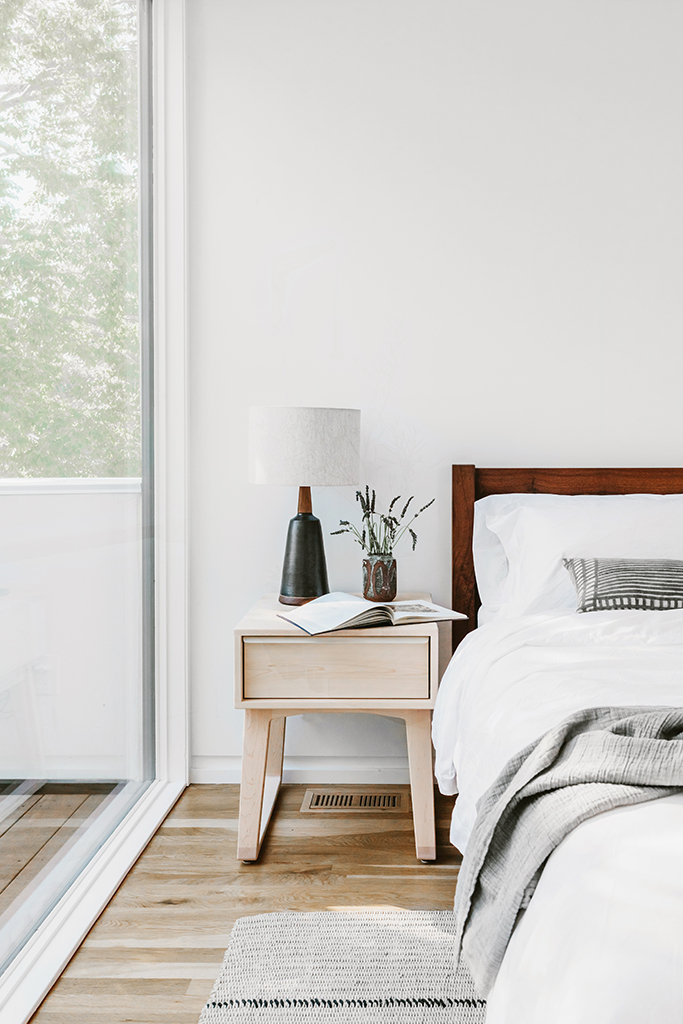 A Modern Colorado Bedroom with Denver Makers