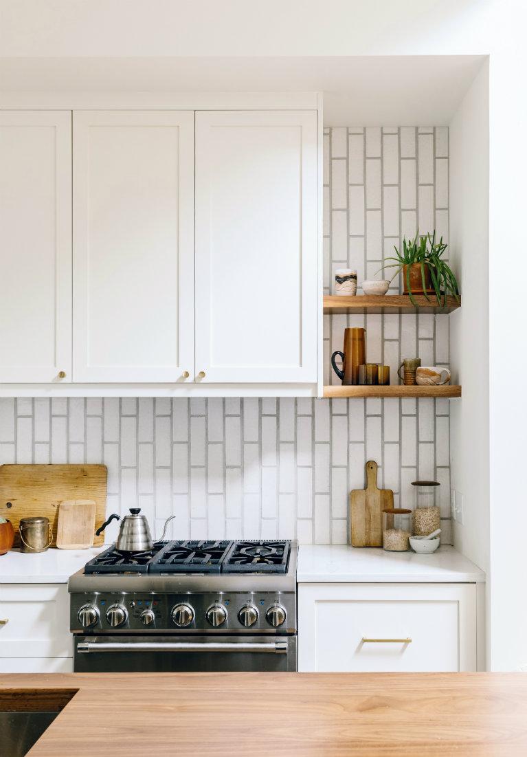 Annabode Kitchen Eco Friendly Tile Colorado