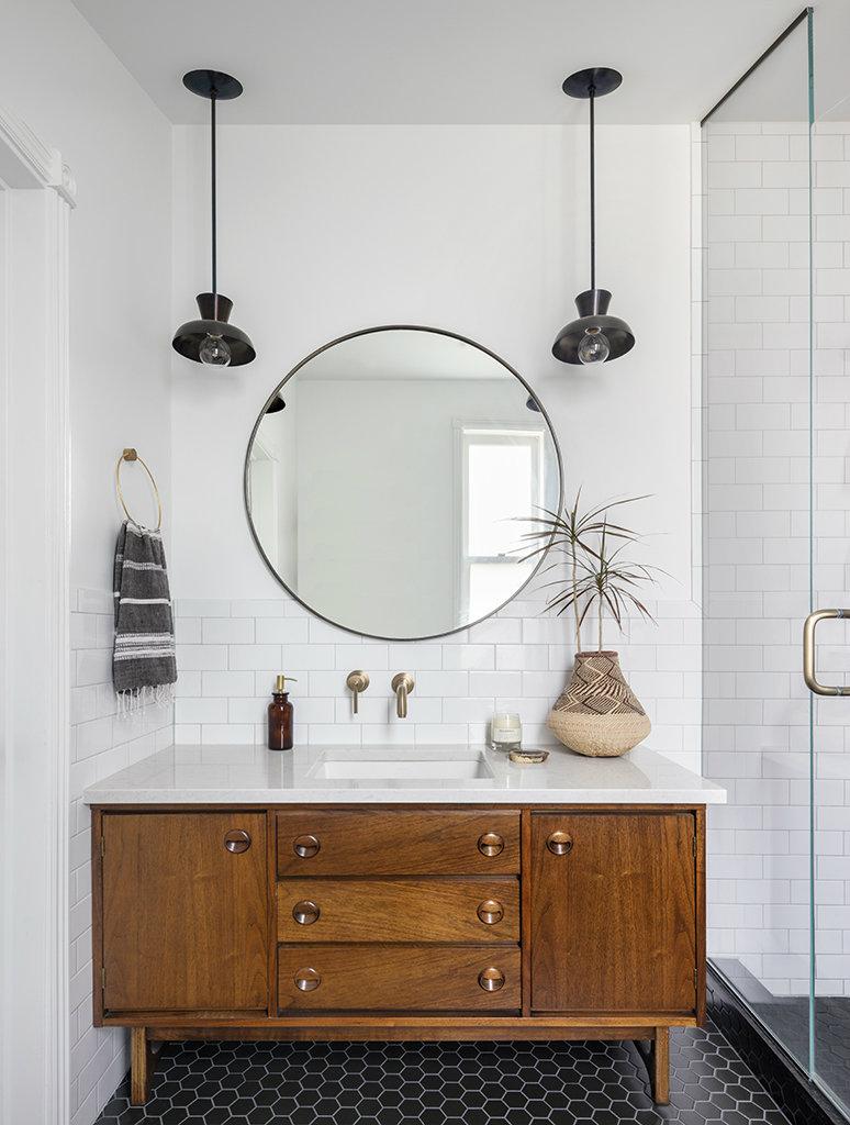 Eco Friendly Sustainable Tile Annabode Bathroom