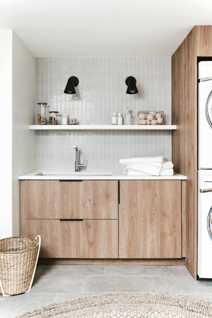 Laundry Room Eco Friendly Tile Denver Co