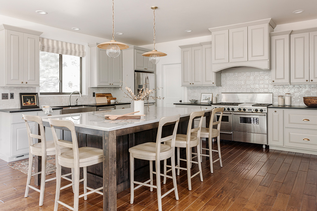 Interior Designer Golden Colorado Kitchen Remodel