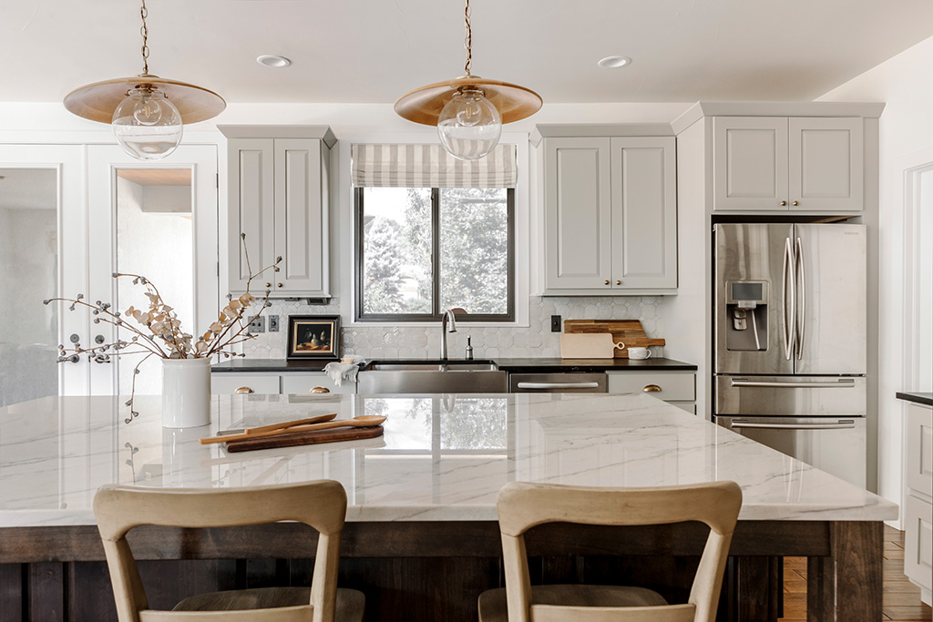 Interior Designer Golden Colorado Kitchen Renovation