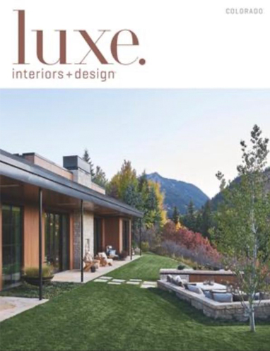 Luxe July August 2020 Johnson House