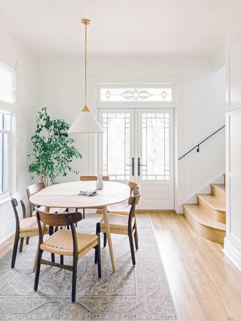 Annabode Interior Design Dining Room